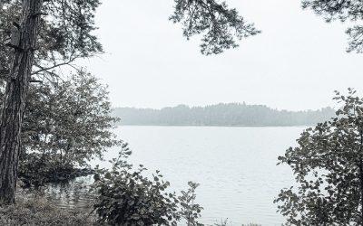 Tod und Verderben in idyllischer Landschaft