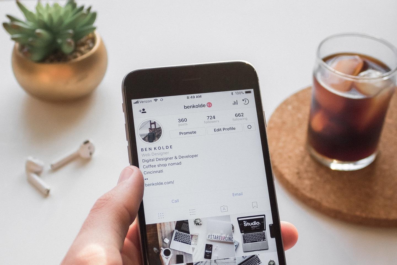Instagram für dein Verlag oder deine Autor*innenseite
