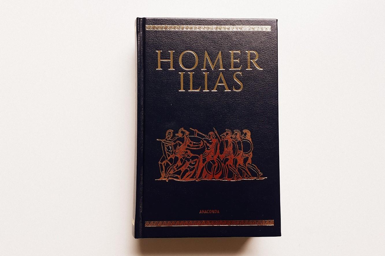 Aus der Antike: Homer - Ilias