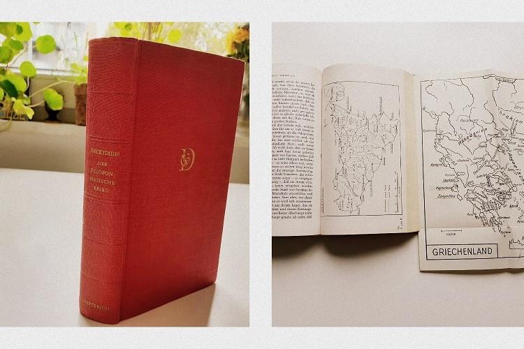 Thukydides und die Geschichte der Antike